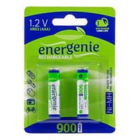 Акумулятор AAA 900mAh EnerGenie 2 шт. в блістері (EG-HR03-2BL/2)
