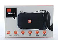 Портативная Bluetooth колонка T&G TG-123, фото 1