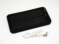 Повер банк Power Bank 5000 mAh на солнечных батареях, фото 5