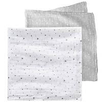Муслиновые пеленки для новорожденных (2 шт) 120 х 120 см, фото 1