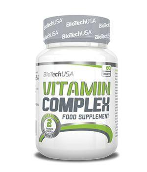 BioTech Vitamin Complex 60 таб