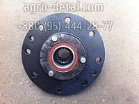 Фланец 170.21.016-1 с подшипником коленчатого вала колесного трактора ХТЗ-16131, ХТ