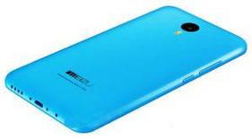 Задняя крышка Meizu M2 Note (M571) голубая