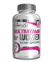 BioTech Multivitamin for Women 60 таб