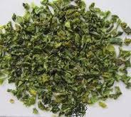 Паприка зеленая резаная  100 г