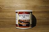 Масло-воск для кухонных столешниц, Hard Top Wax Oil 6020, 750 мл., Borma Wachs, фото 3