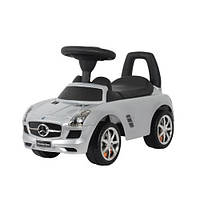 Каталка-толокар Z 332 S-11 Mercedes, серый, автопокраска***