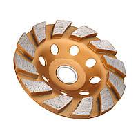 100 мм алмазный шлифовальный круг бетоноукладчик диск колеса для бетона гранит камень шлифования - 1TopShop