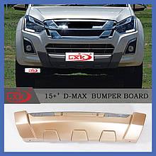 Передняя накладка V1 (2015+) - Isuzu D-Max 2011+ гг.