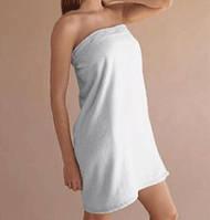 Полотенце вафельное белое 70*140, 100% хлопок
