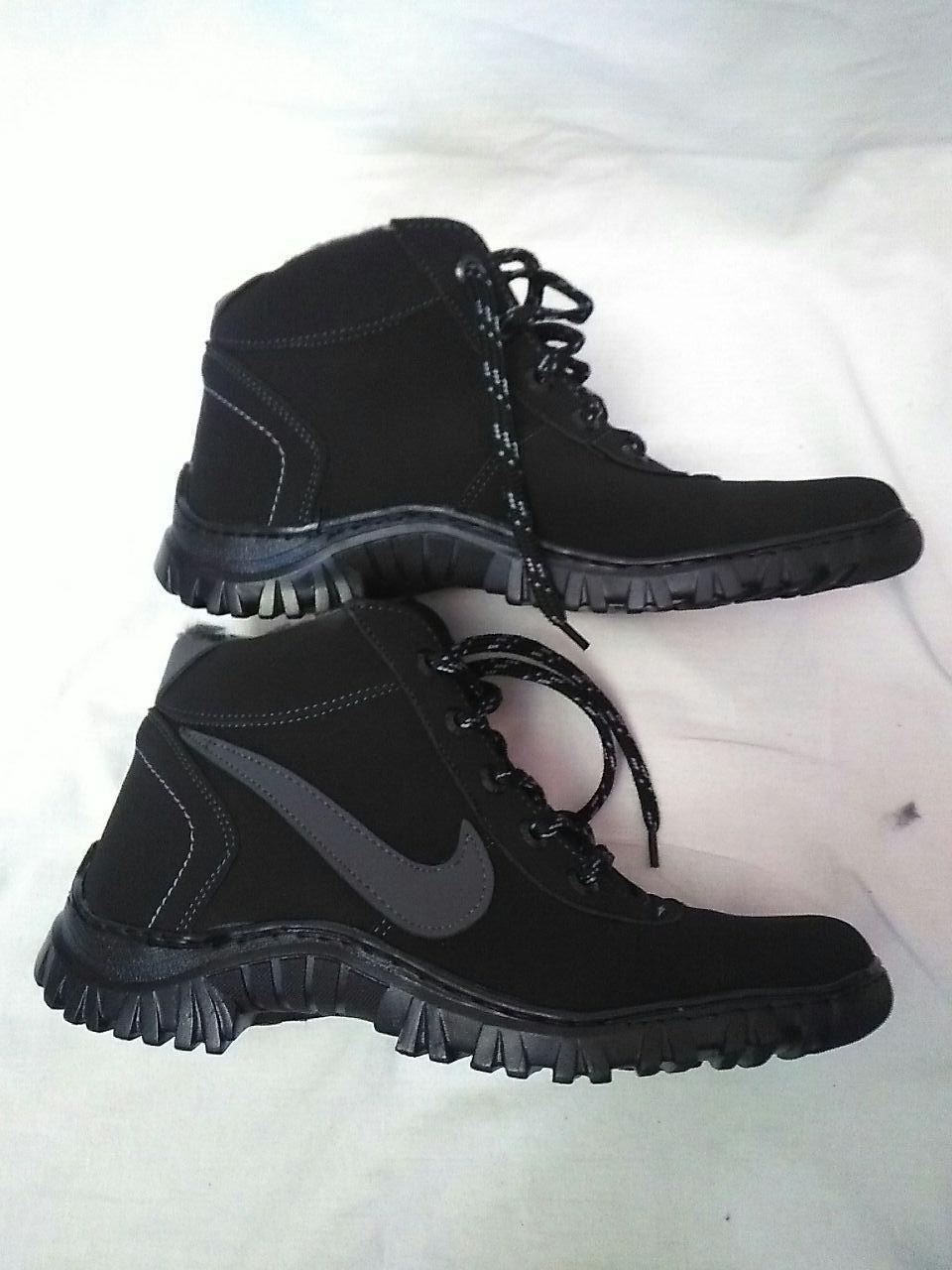 Распродажа ботинки 40 размер мужские найк зимние