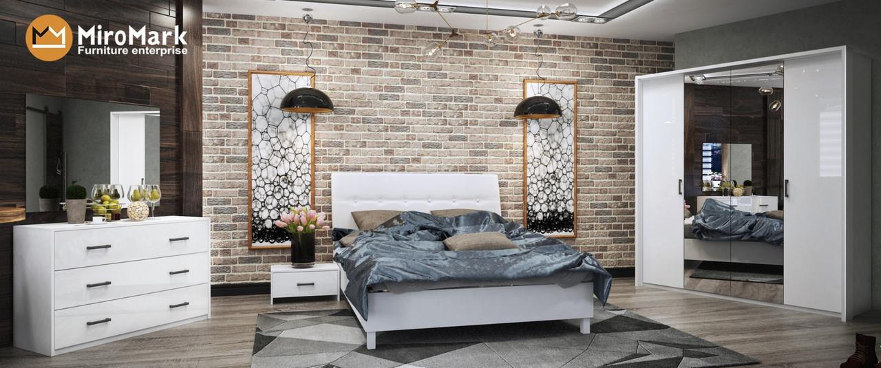 Спальня Рома 6Д Миро-Марк