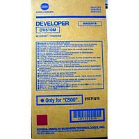 DV510M Developer Magenta f. PRO для Konica Minolta bizhub C500