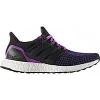Кроссовки женские Adidas Ultra Boost D5113 сине-черные