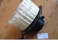 Электродвигатель отопителя в сборе Нексия