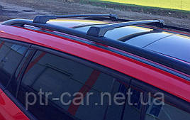 Перемычки на рейлинги без ключа (2 шт) - Mitsubishi Colt 1996-2004 гг.