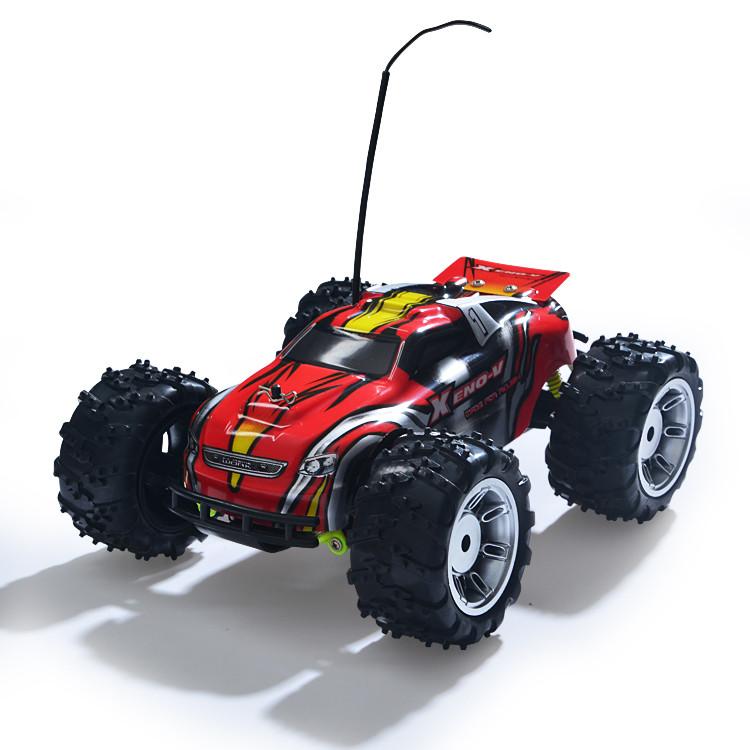 Радіокерована іграшка XENO-V Rancer іграшковий автомобіль на р/к 1:18 Червоний (SUN2488)