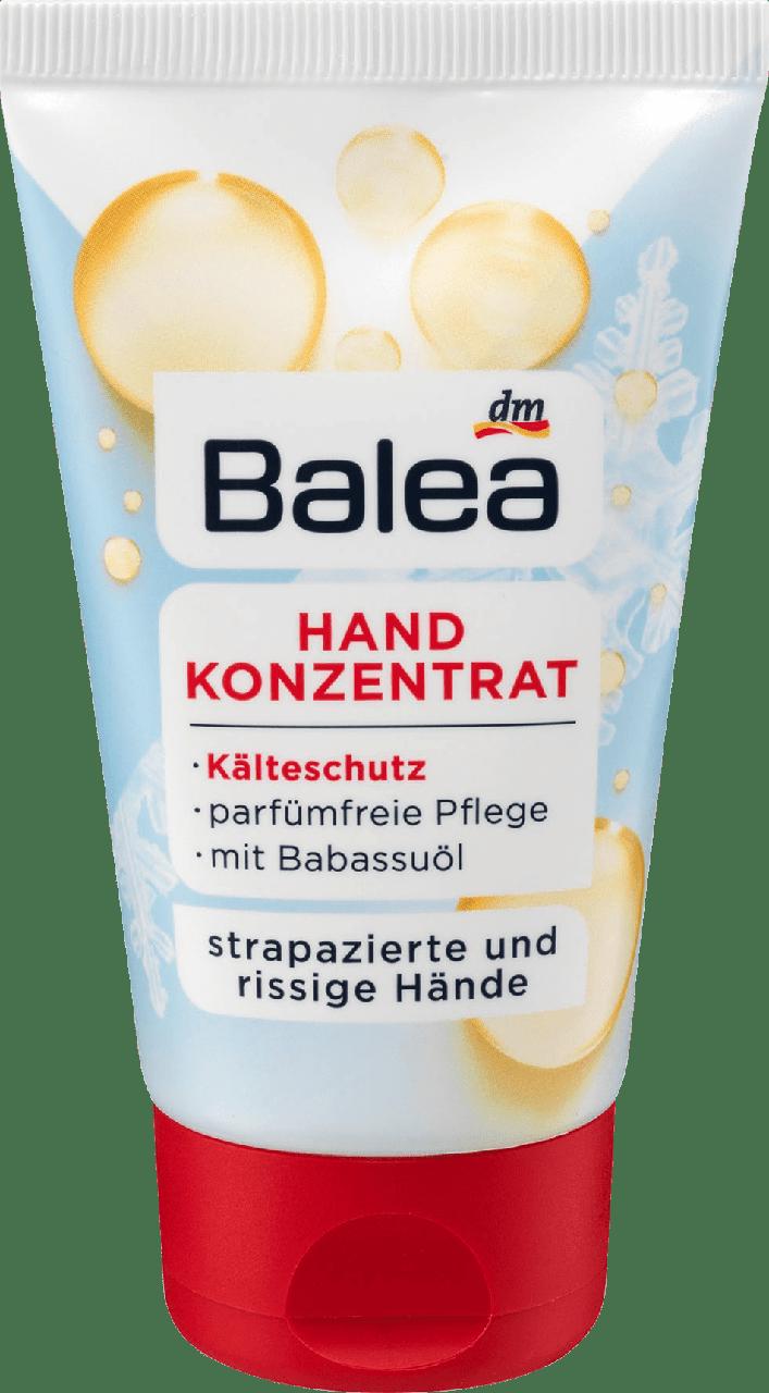 Защитный крем для рук Balea Hand Konzentrat, 50 ml.