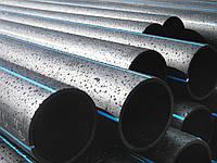 Труби поліетиленові напірні для подачі води ПЕ-100