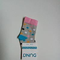 Носки  для девочек в горошек ТМ Дюна.