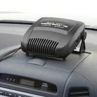 Автомобильный обогреватель с вентилятором Auto Heater Fan (вентилятор 24в), фото 1