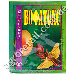 Инсектицид Вофатокс 18% с.п 5 г Добрыня