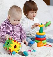 Детские игрушки для веселого проведения времени и  как элемент обучения.