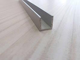 Профиль Алюминиевый с покрытием анода для крепления LED неона