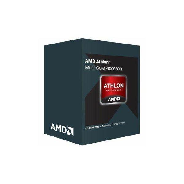 Процессор AMD Athlon II X4 840 (AD840XYBJABOX) (FM2+/3.1GHz/4M/65W)