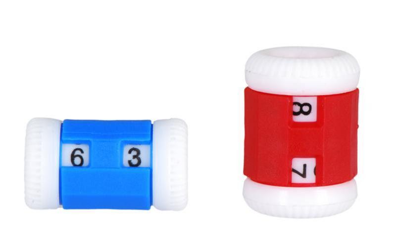 Счётчики рядов большой и маленький Row Counters KnitPro