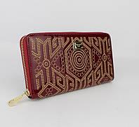 Кошелек лаковый с вышивкой Dolce&Gabbana (копия) 60103 красный, расцветки, фото 1