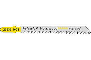 """100 лобзиковых полотен для дерева, """"Fast Wood"""", 74/ 4,0 мм (623712000)"""