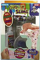 """Набор """"Сделай сам Лизун"""" Sequin Slime с пайетками"""