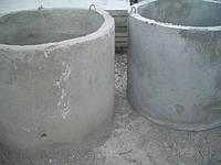 Кольца для колодцев диаметром 1,0; 1,5; 2,0м, фото 1