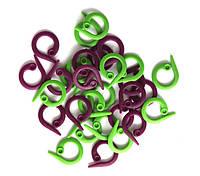 Маркировочные кольца разомкнутые (30 шт) KnitPro