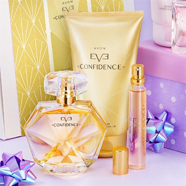 парфумно косметичний набір Eve Confidence цена 399 грн купить в