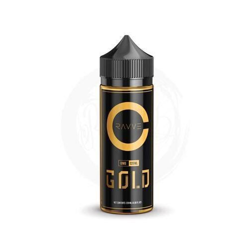 Cravve Gold 3 мг, 120 мл VG/PG 70/30
