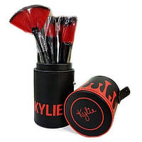 Набор кистей для макияжа Kylie Jenner 12шт.