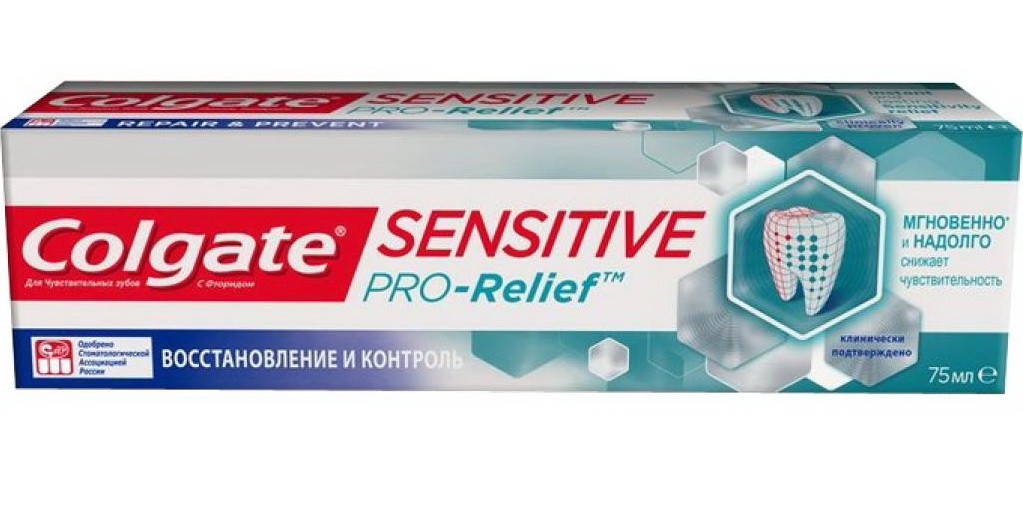 "Паста Colgate"" Sensitive PRO-Relief 75 мл"