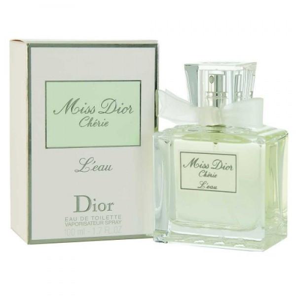 Christian Dior Miss Dior Cherie L`Eau EDT 100 Ml (лиц.) — в Категории