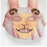Питательная тканевая маска для лица с принтом Овечка BIOAQUA Animal Sheep Nourish Mask, фото 2