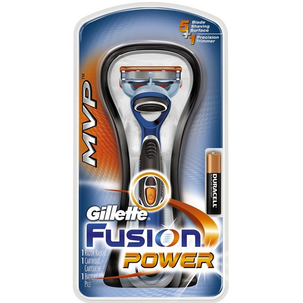 Gillette Fusion Power Razor MVP (1) мужской станок для бритья