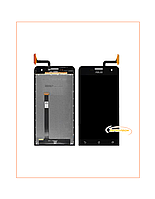 Дисплей Модуль Asus ZenFone 5 (A500CG,A500KL,A501CG) с сенсором Black