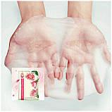 Тканевая маска для лица BioAqua с экстрактом розы  rose moisturizing mask 30g, фото 3