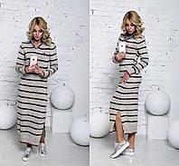 Платье женское вязаное, фото 1