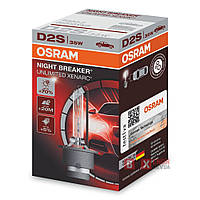 Ксеноновая Лампа OSRAM 66240XNB D2S Night Breaker Unlimited +70%