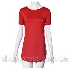 Секси футболка удлиненная, фото 2