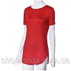 Секси футболка удлиненная, фото 3