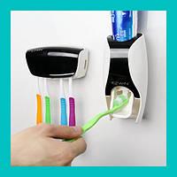 Автоматический диспенсер для зубной пасты и щеток!Опт