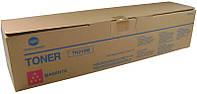 TN-210 Тонер Magenta (красный) для Konica Minolta bizhub C250/C250P/C252